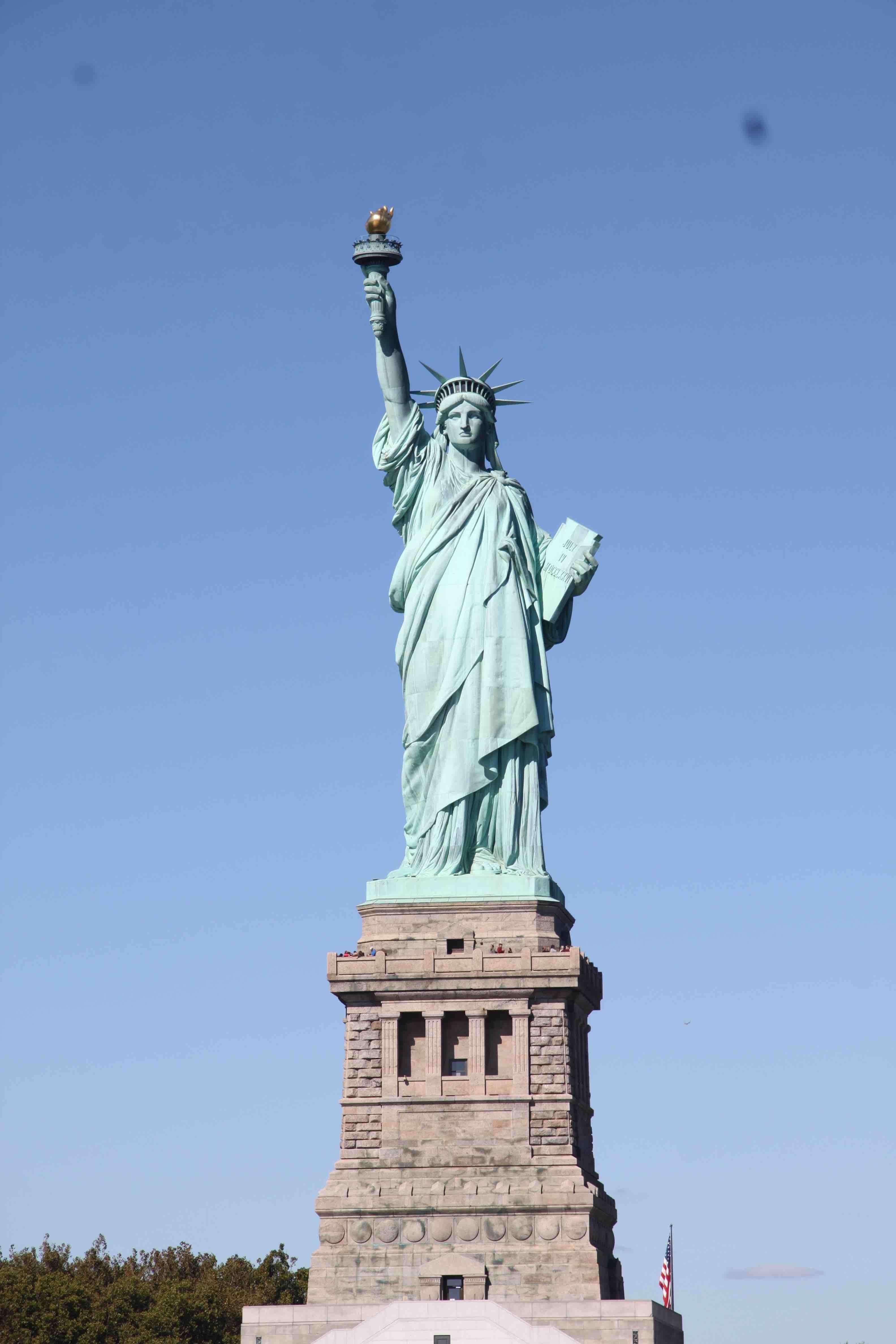 visiter new york Statue de la Liberté