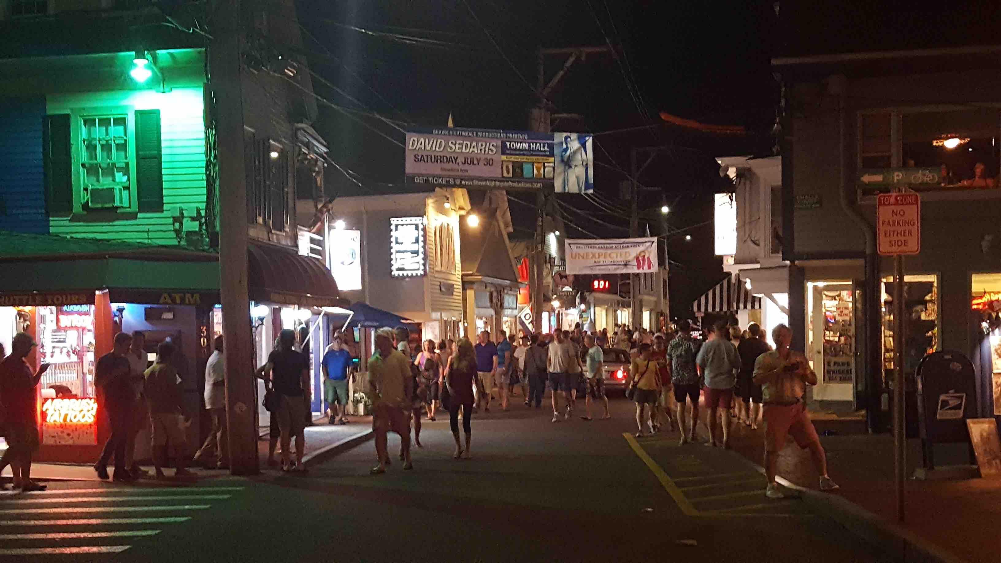 rue nuit provincetown