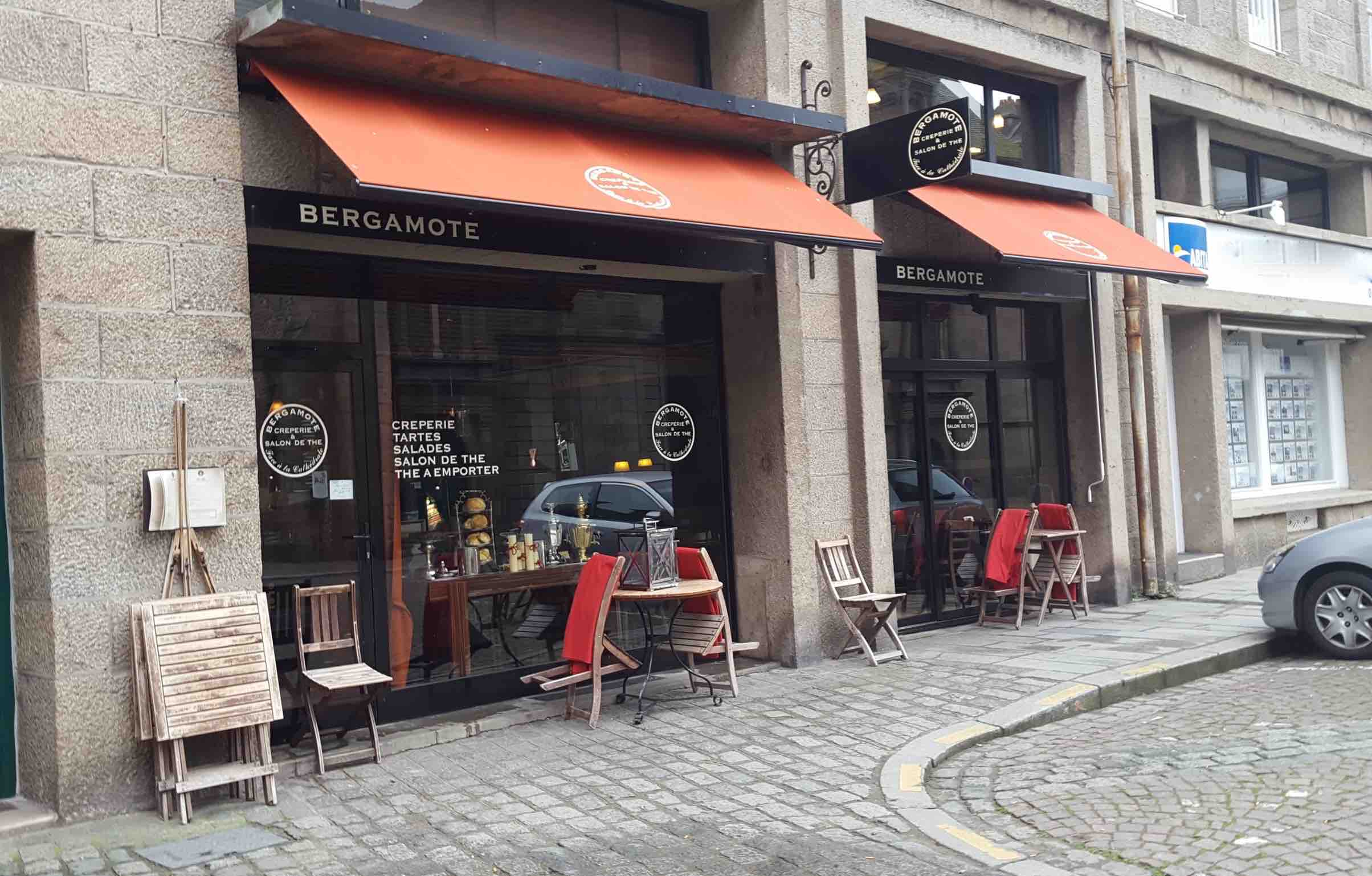 La Bergamote Saint-Malo