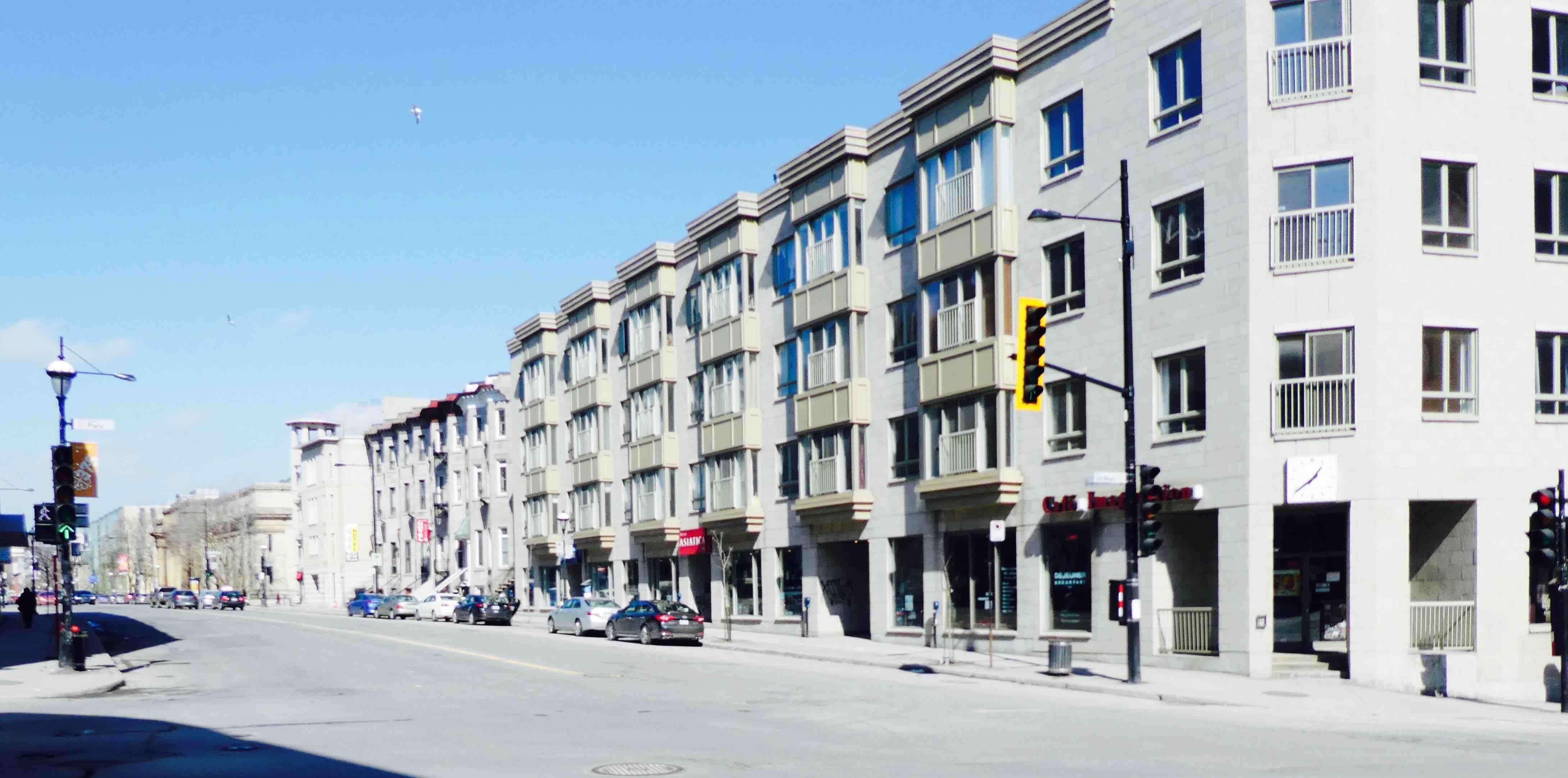 impressions Montreal