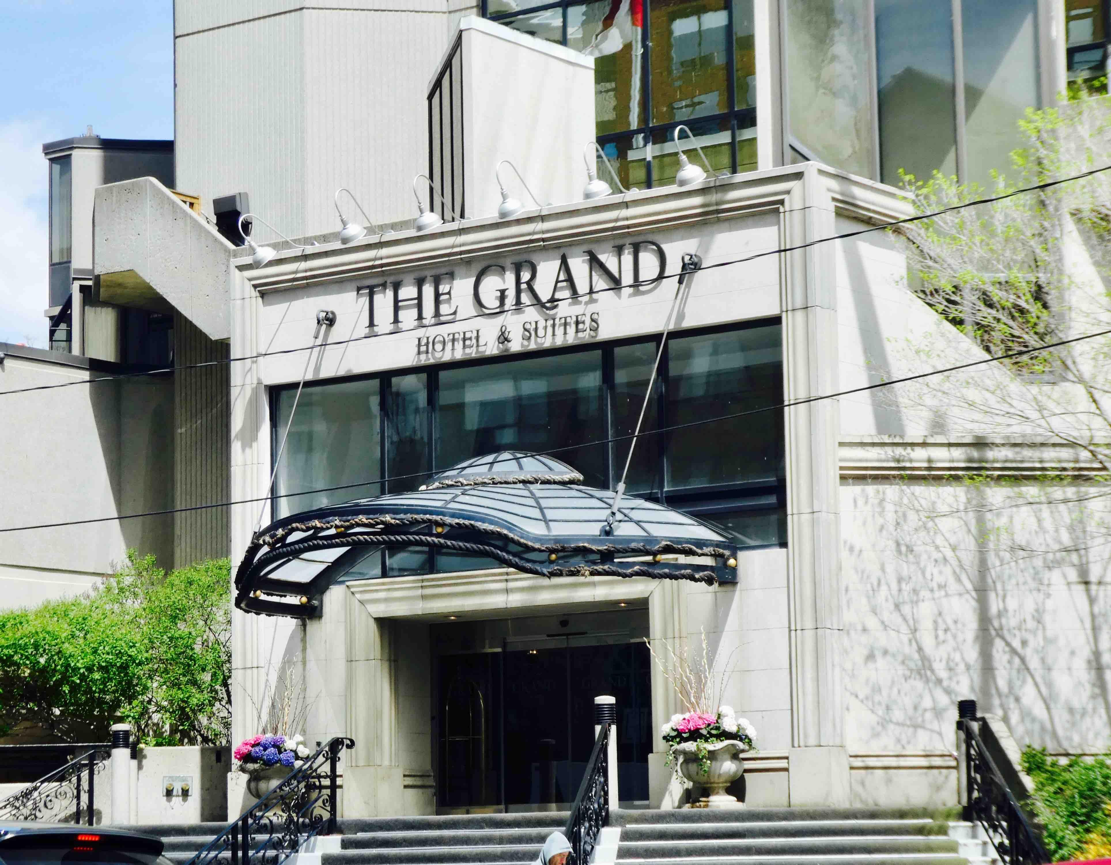 Le Grand Hotel à Toronto