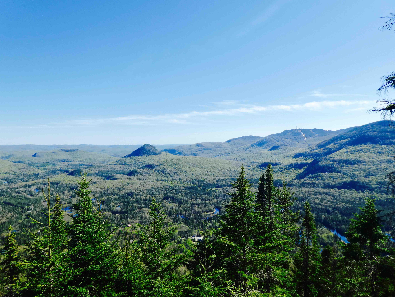 Randonnée à Mont Tremblant