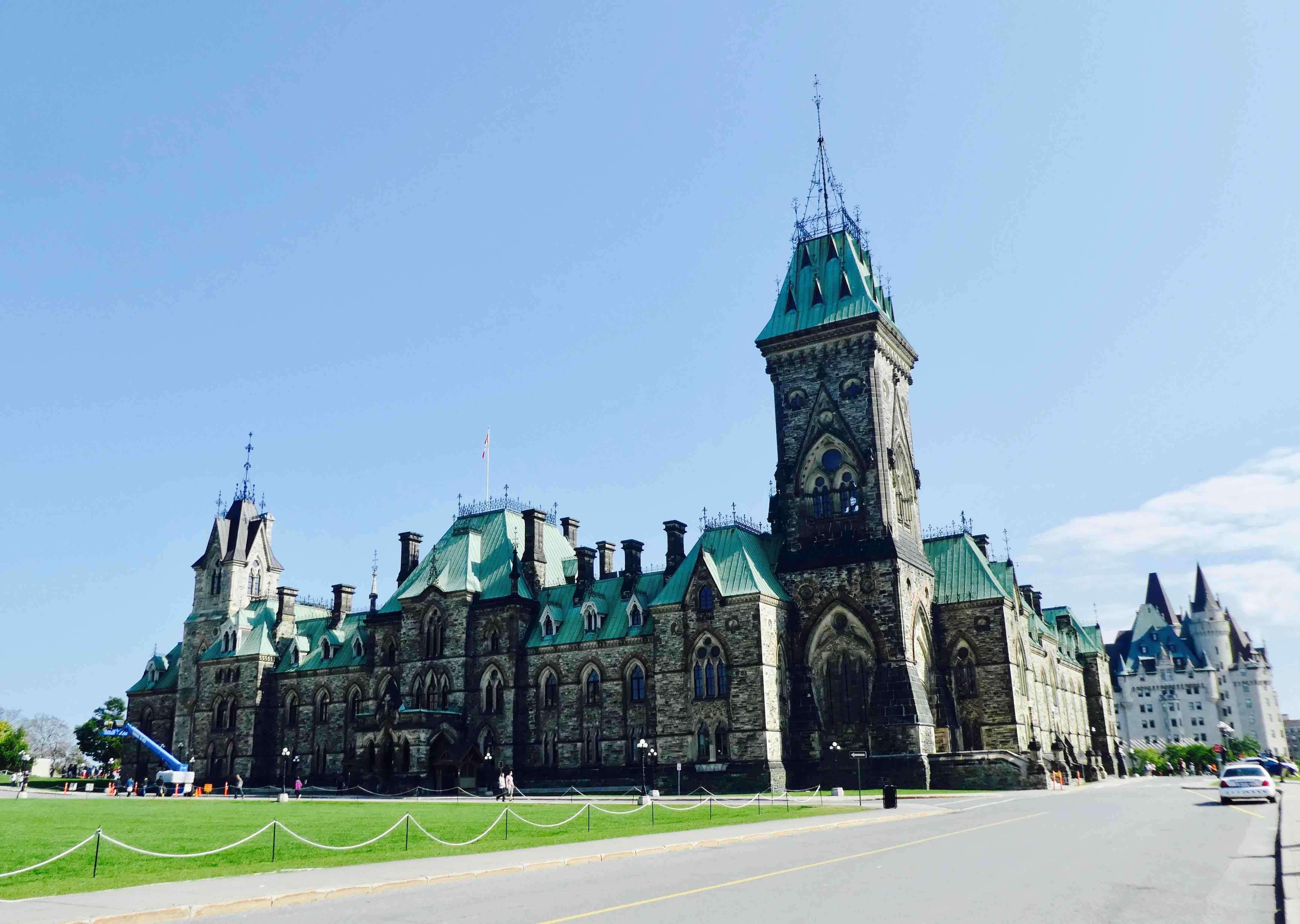 que visiter à Ottawa