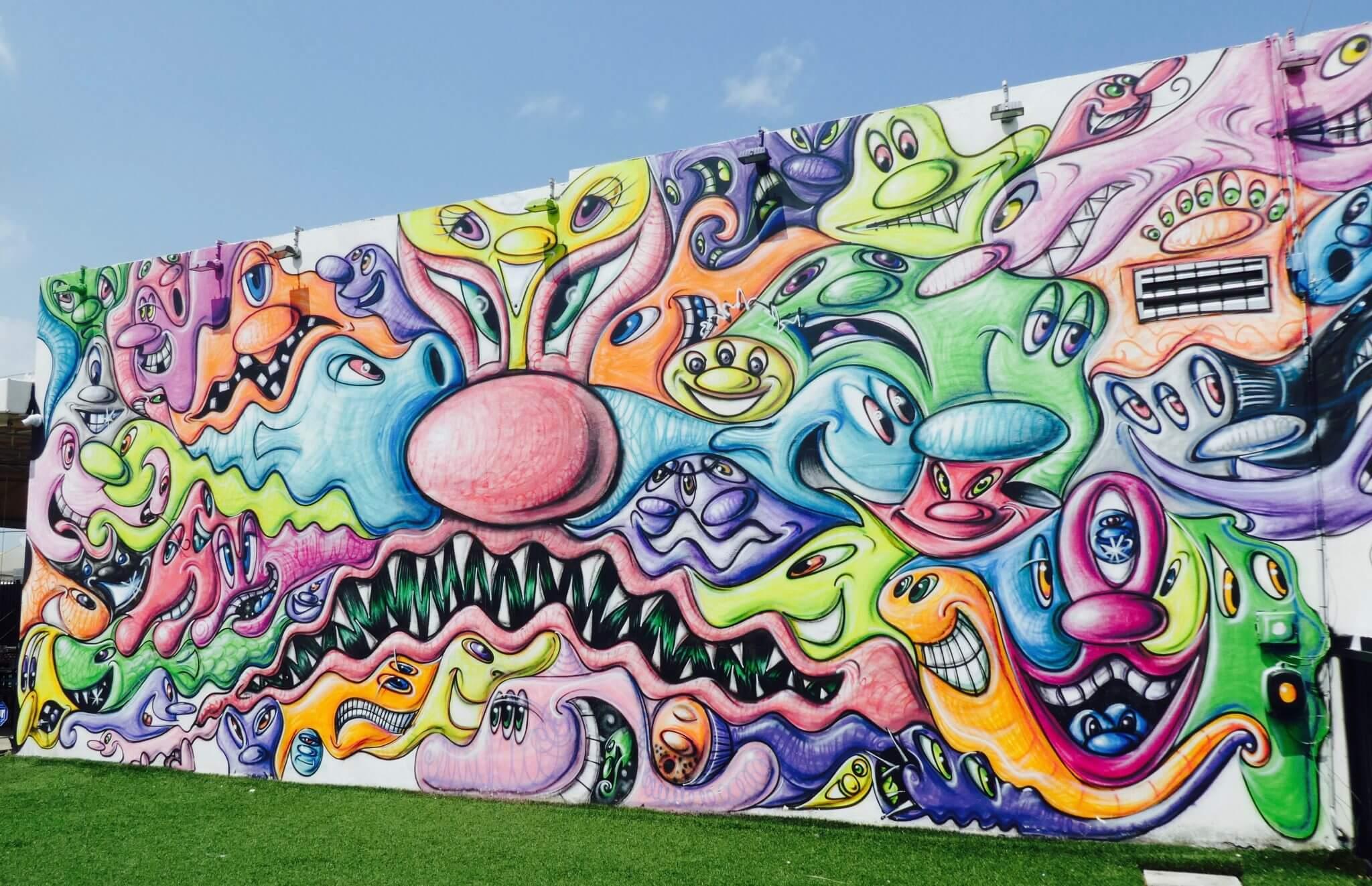 visiter Wynwood Walls en Floride