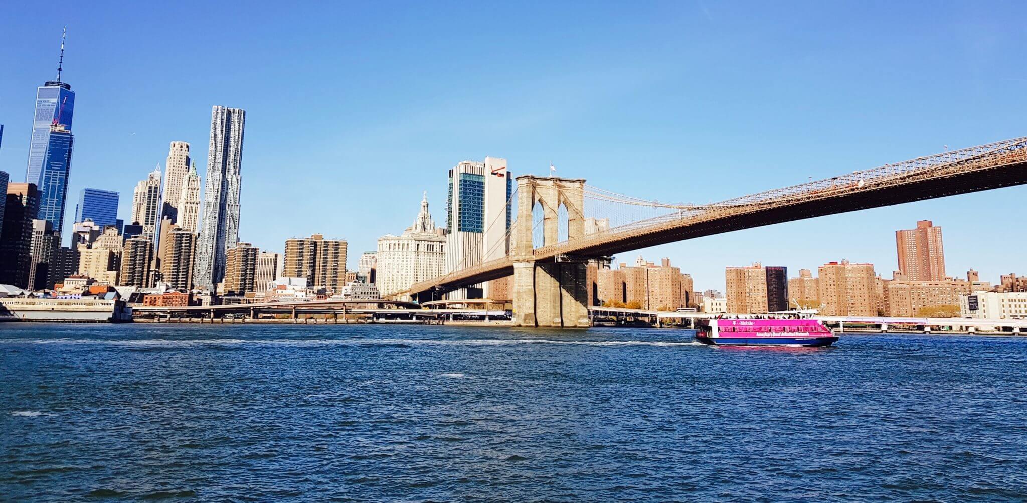 Traverser le brooklyn bridge
