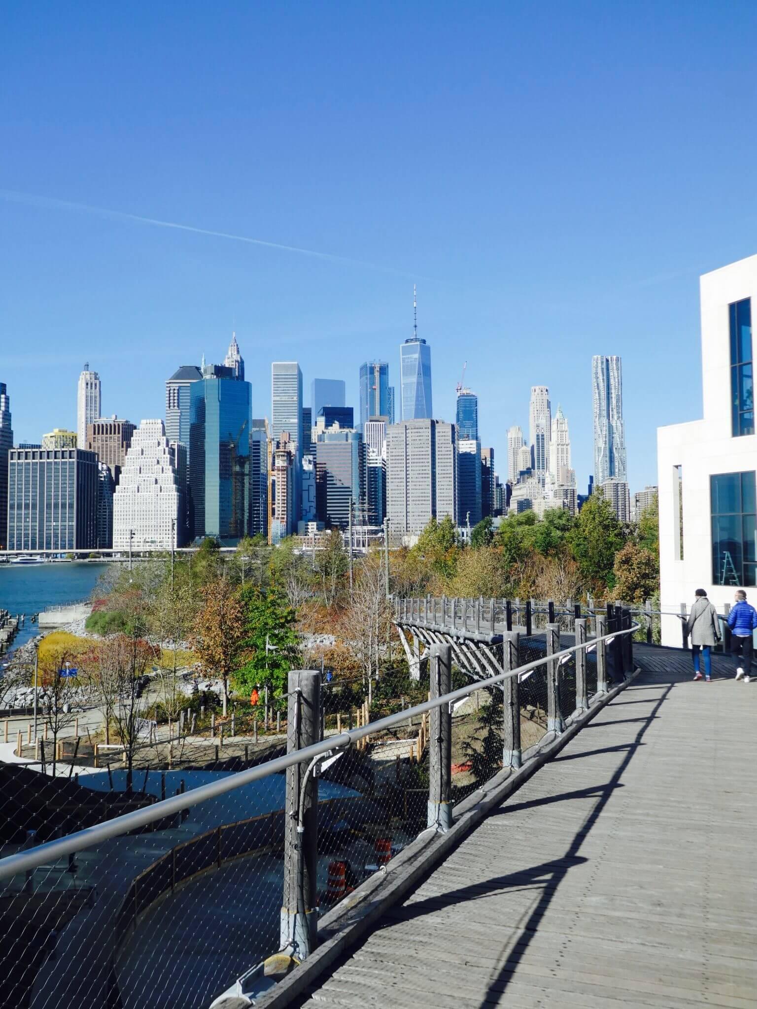Visite de Brooklyn Heights Promenade