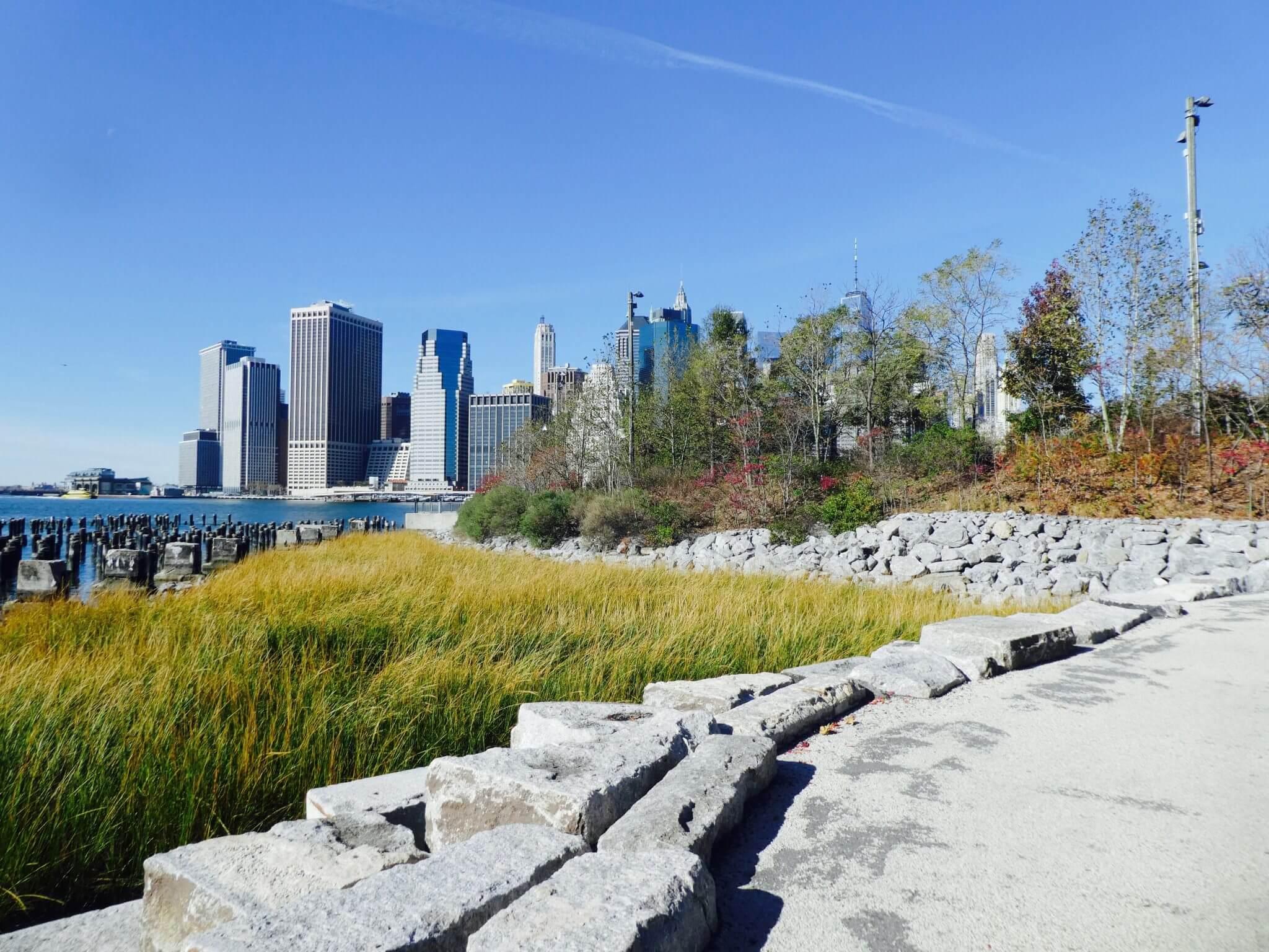 Brooklyn Heights Promenade - visiter new-york