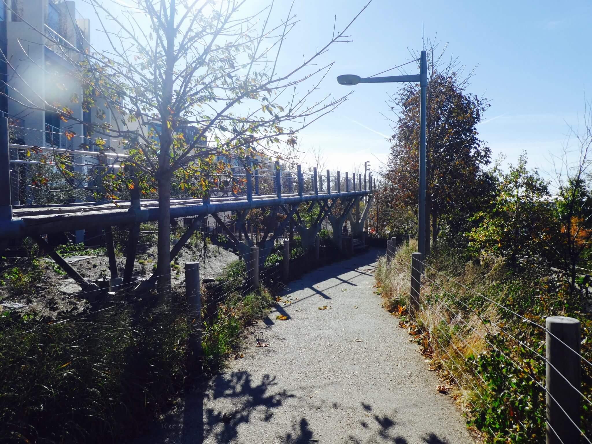 Balade sur brooklyn heights promenade