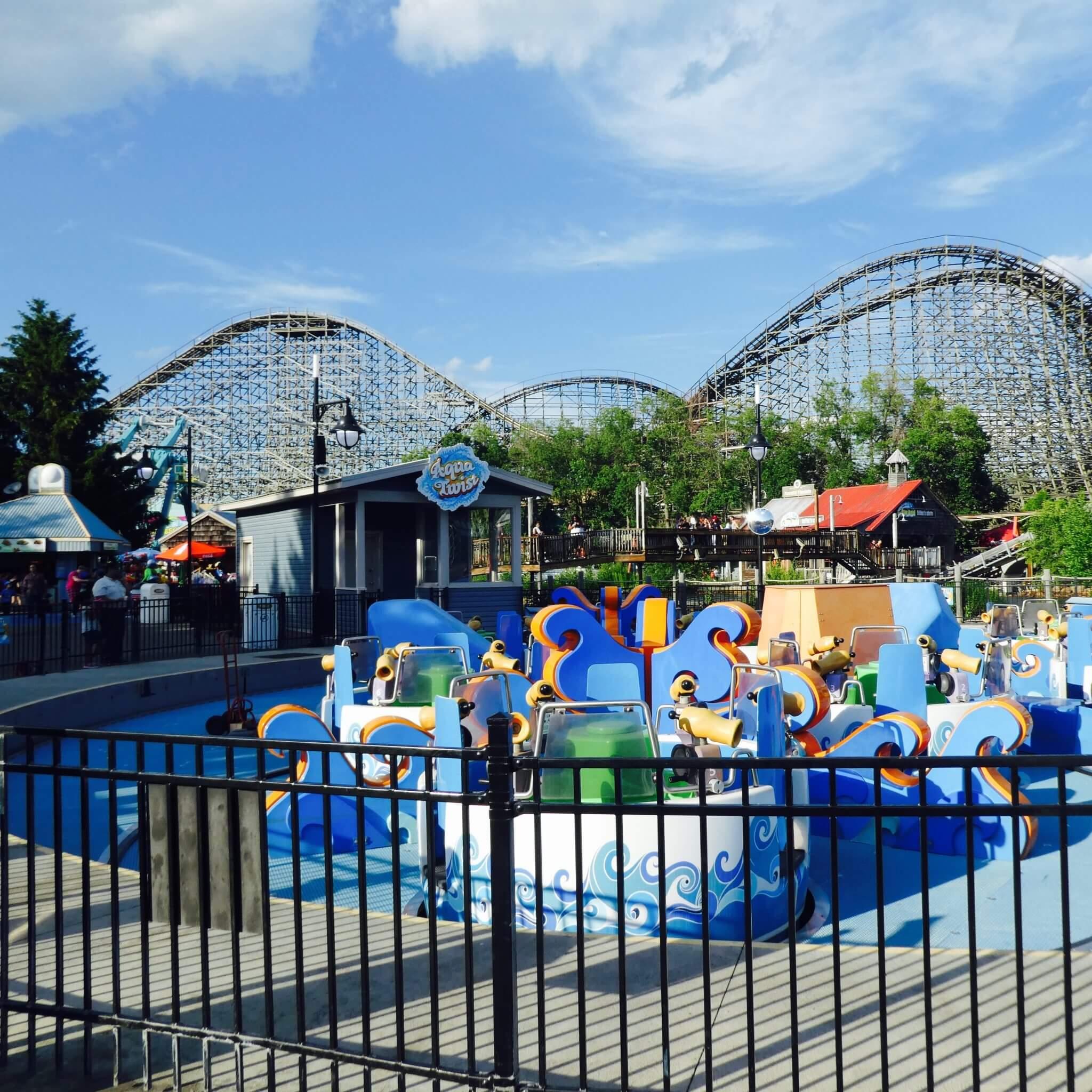 la ronde parc d'attraction montreal