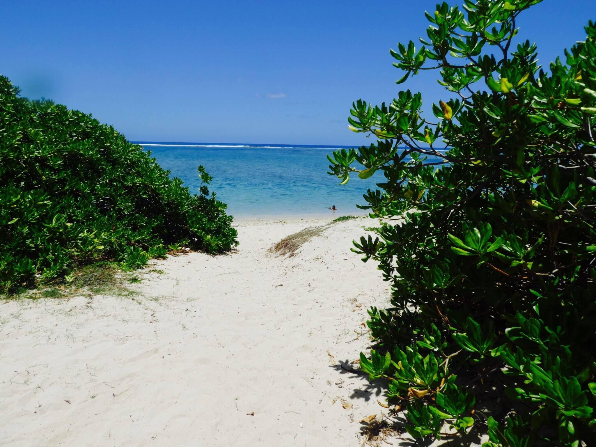 voir les plages de la réunion