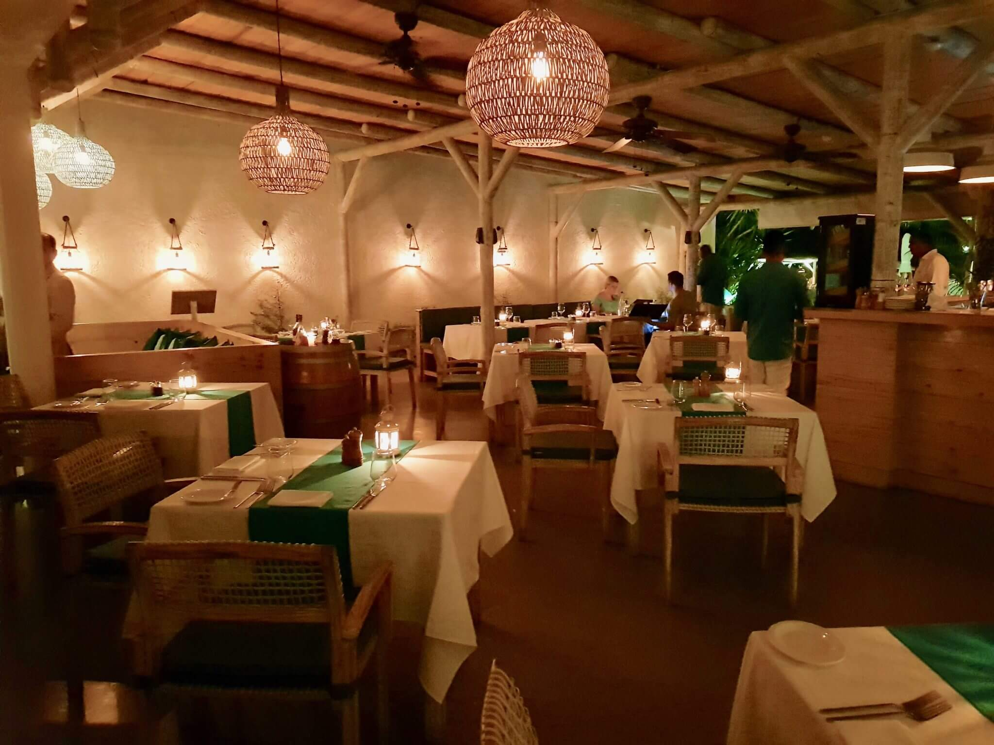 restaurant seapoint boutique hotel ile maurice