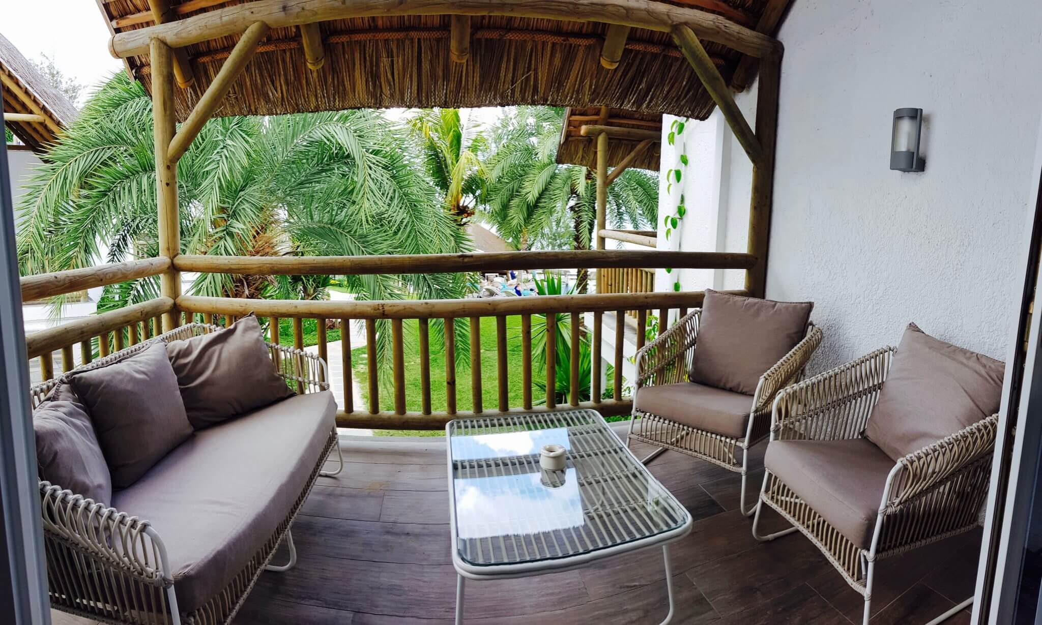 terrasse suite seapoint boutique hotel ile maurice