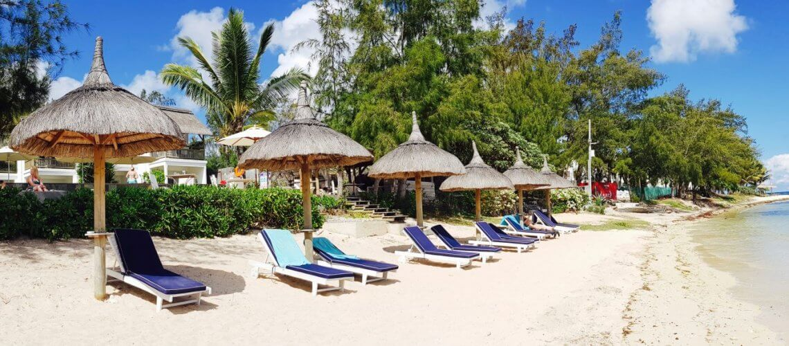 seapoint boutique hotel plage ile maurice