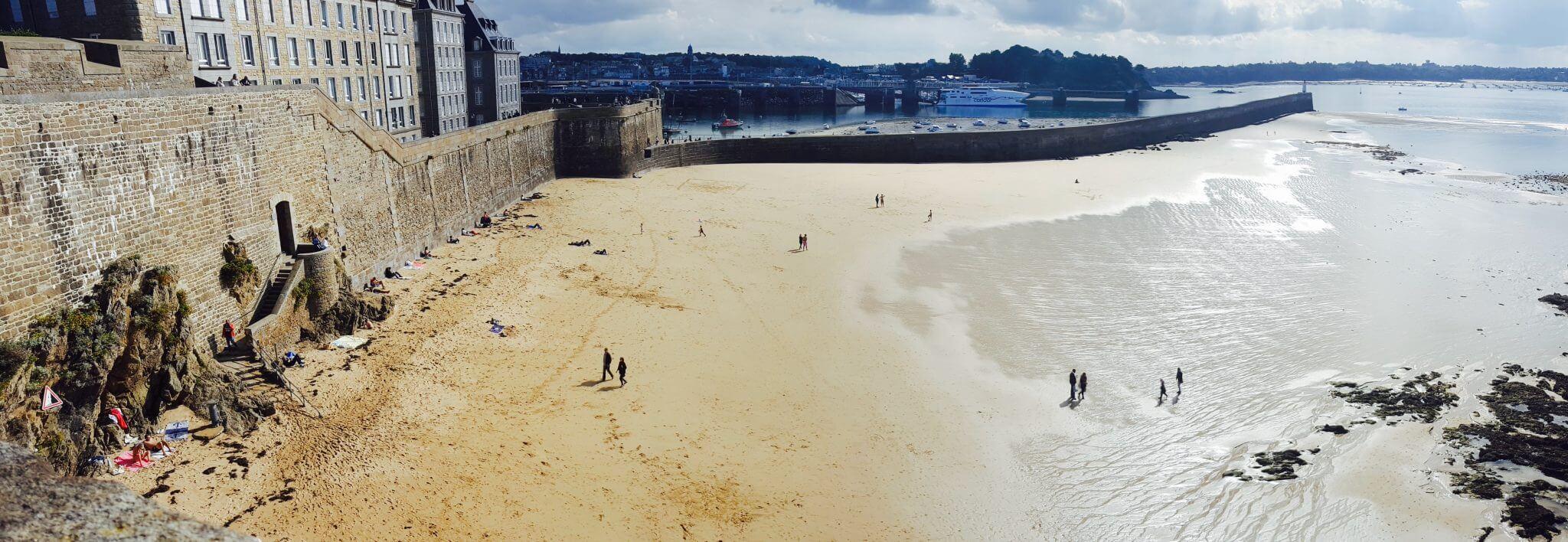 visiter Saint-Malo Intra-Muros