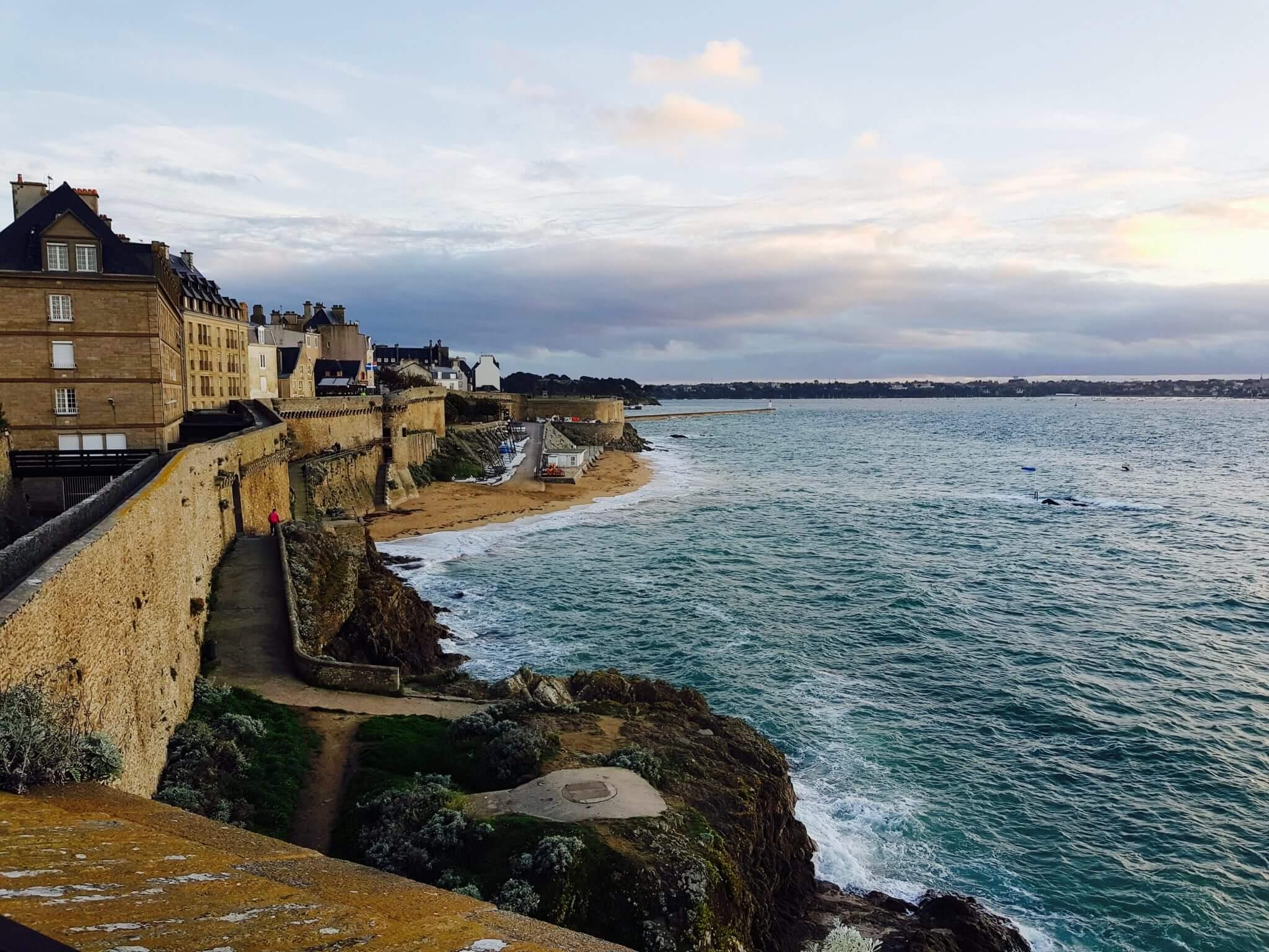 visiter Saint-Malo Intra-Muros les remparts