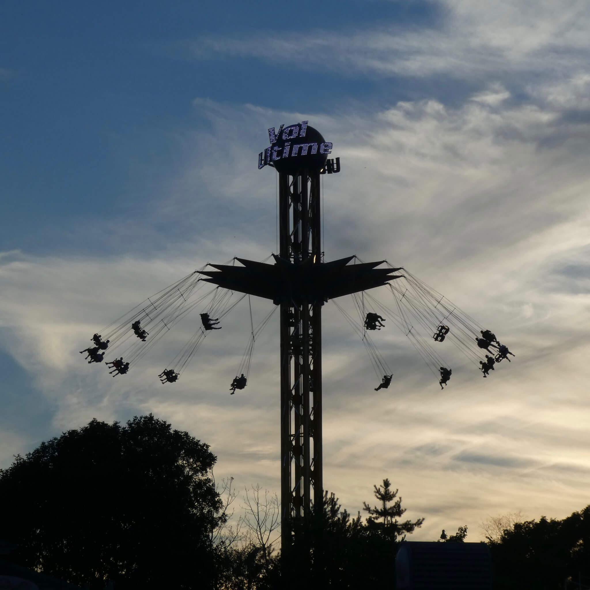 activités à faire à Montréal parc d'attraction de Montréal